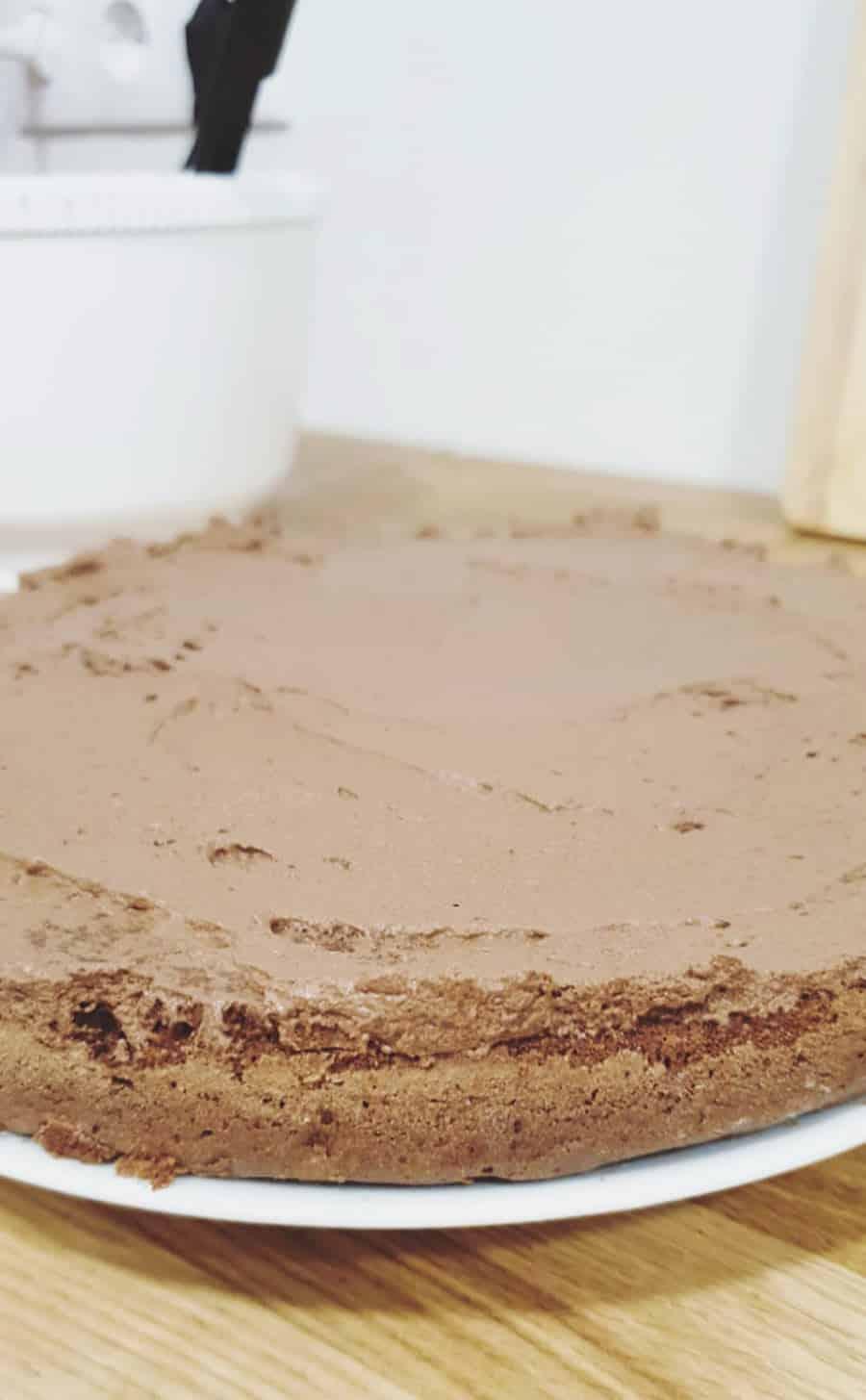 tarta casera paso 1