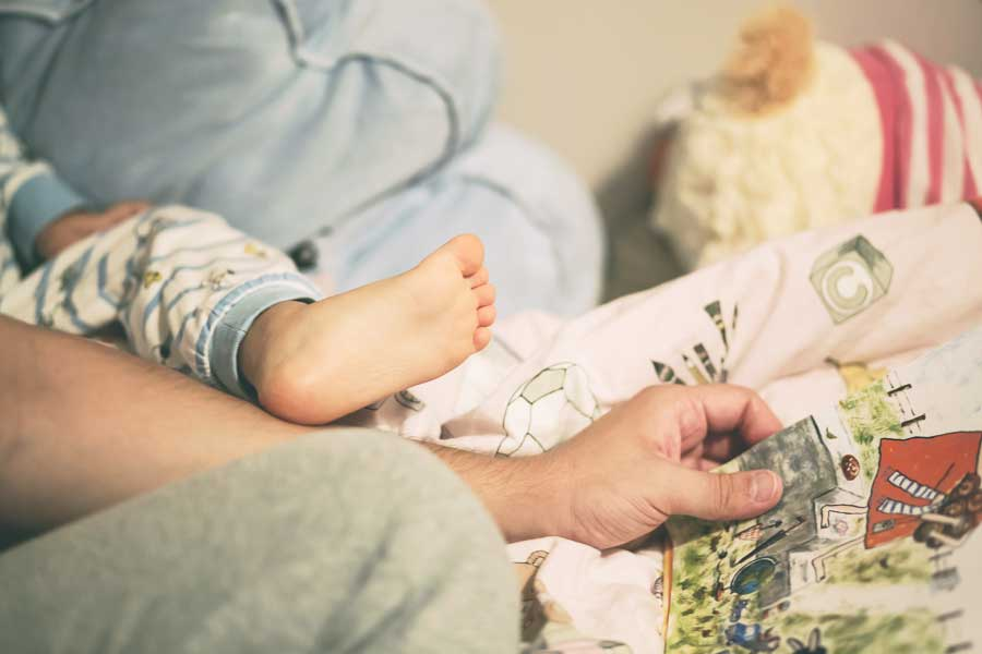 rutinas bebes y niños