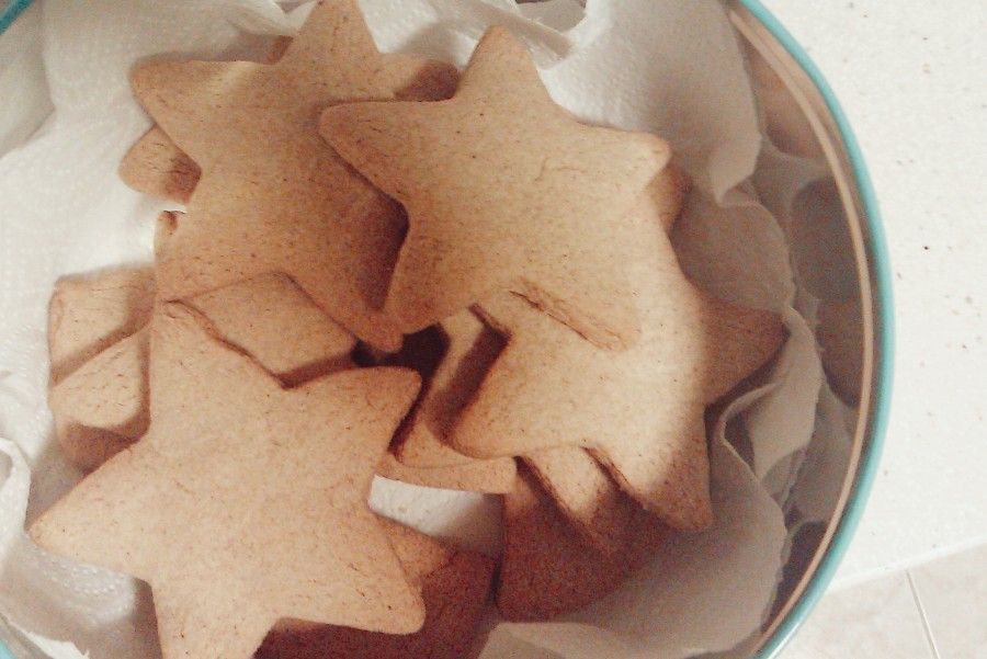 galletas sin gluten de mantequilla