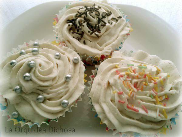 cupcakes de plátano (sin gluten)