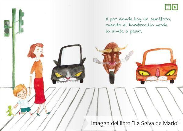 seguridad vial en niños