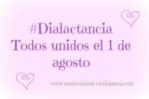 #DiaLactancia