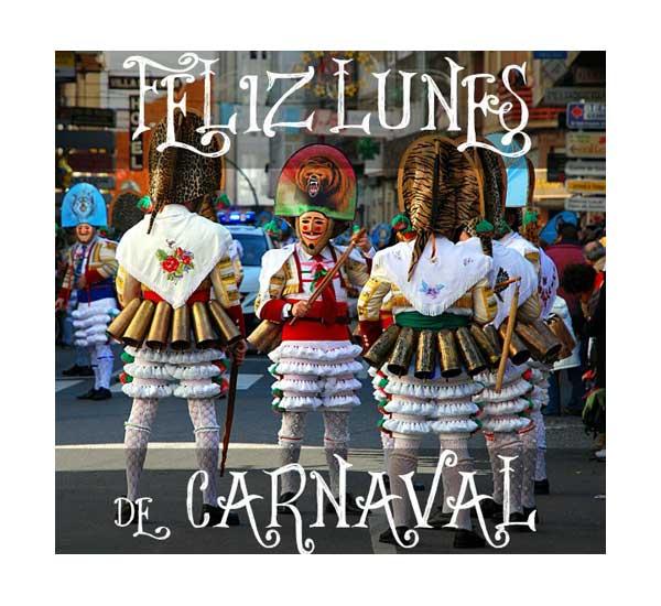 feliz lunes de carnaval