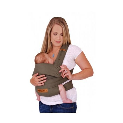 mochila portabebés marsupi plus