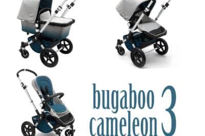 c6cff950f ▷ Bugaboo Cameleon 3: análisis en detalle del cochecito más buscado