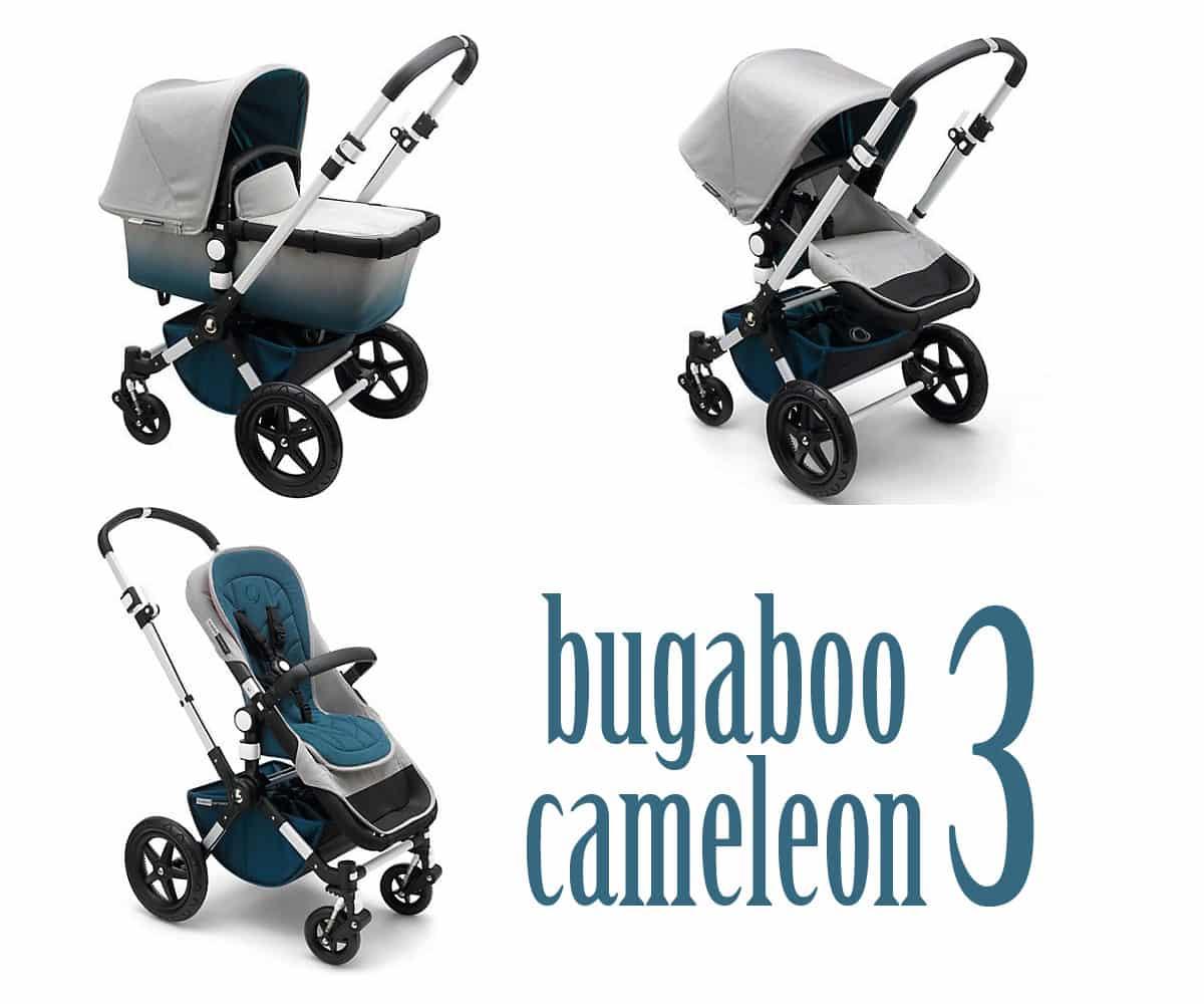 754386b9831f ▷ Bugaboo Cameleon 3: análisis en detalle del cochecito más buscado