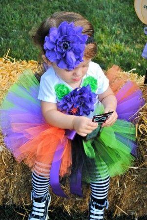 disfraz bruja para bebé