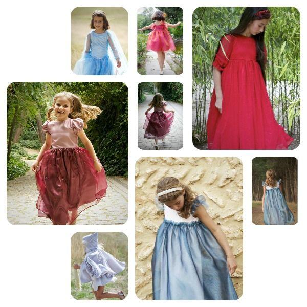 vestidos de princesas Sweet Marnie
