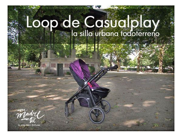 Loop de Casualplay: una silla urbana todoterreno