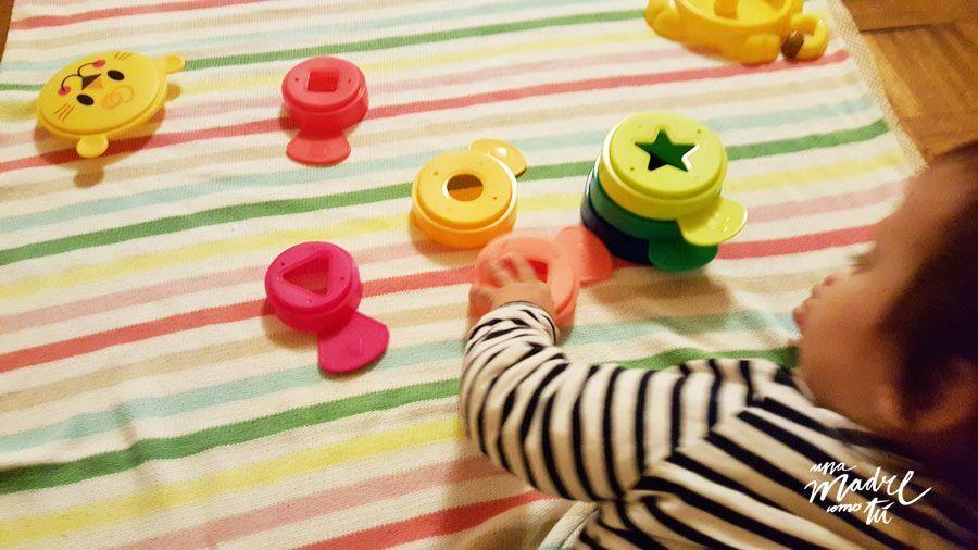 juguetes para bebés de un año