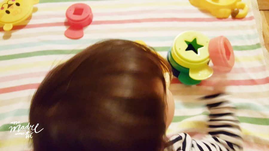 juguetes para bebés de 9 meses