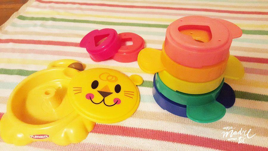 juegos de apilar para bebés