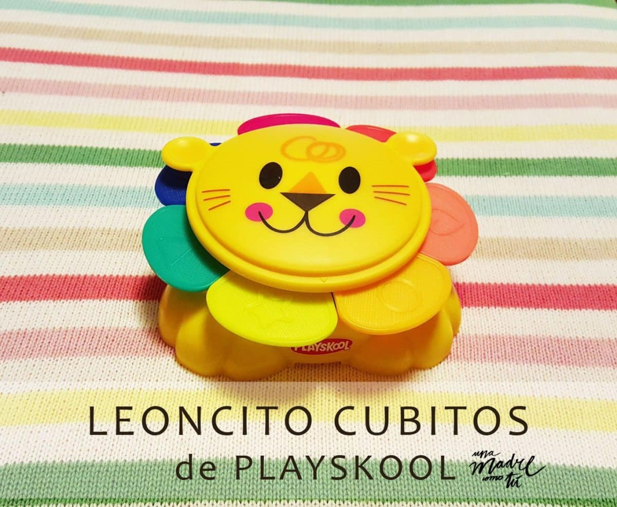 Leoncito cubitos de Playskool