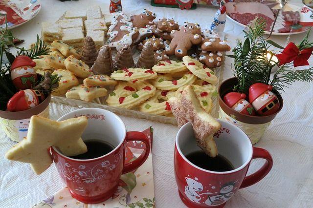 desayuno especial de navidad