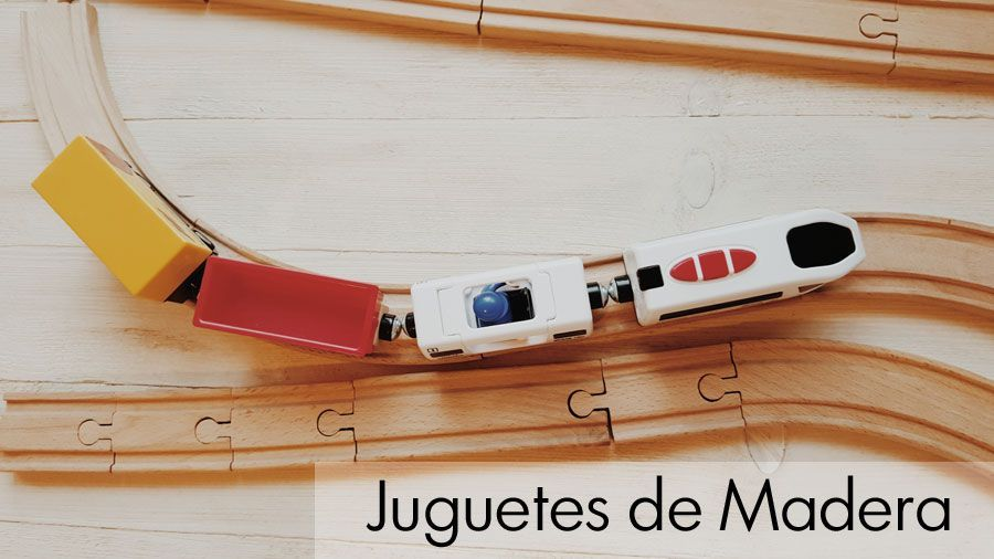 Juguetes de madera de Lidl: calidad + precio