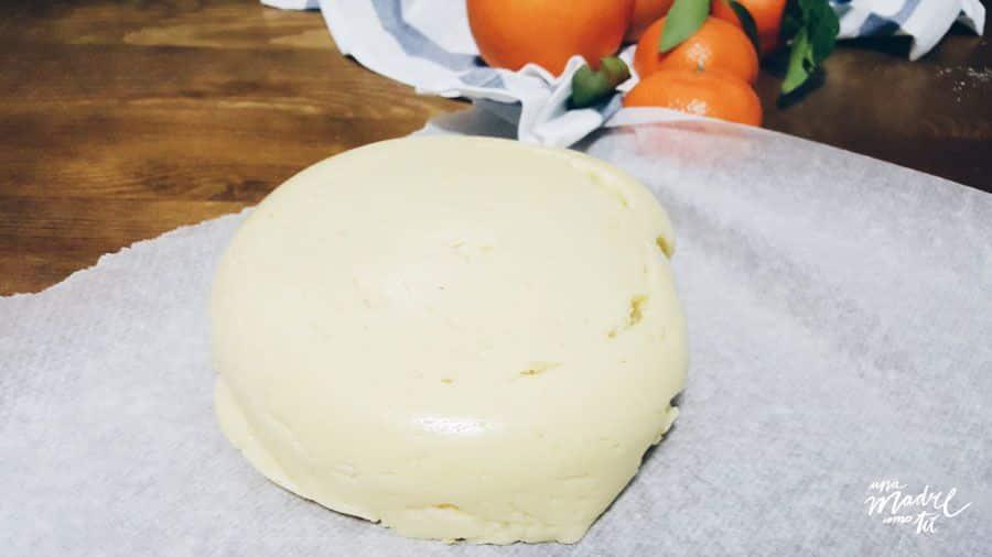 galletas sin gluten de naranja