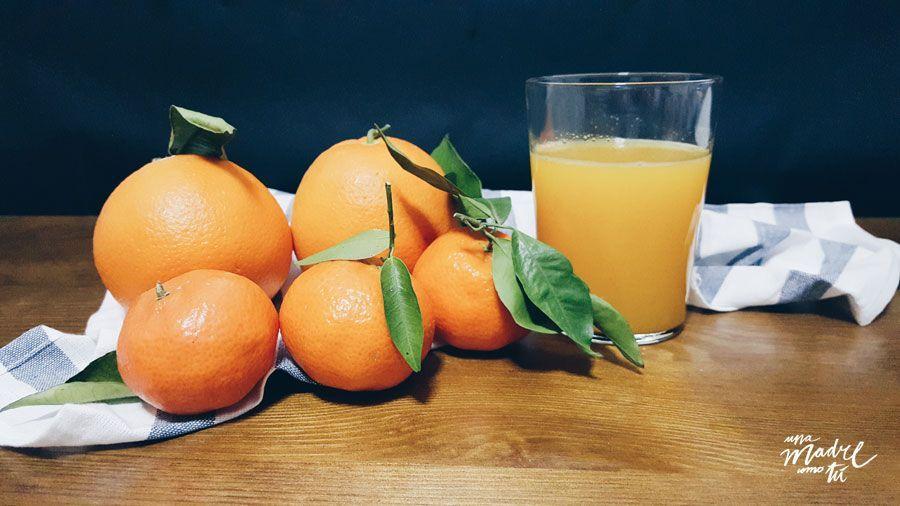 zumo de naranjas de valencia, las mejores