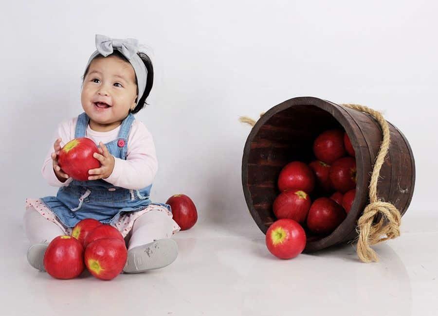 alimentacion complementaria bebes