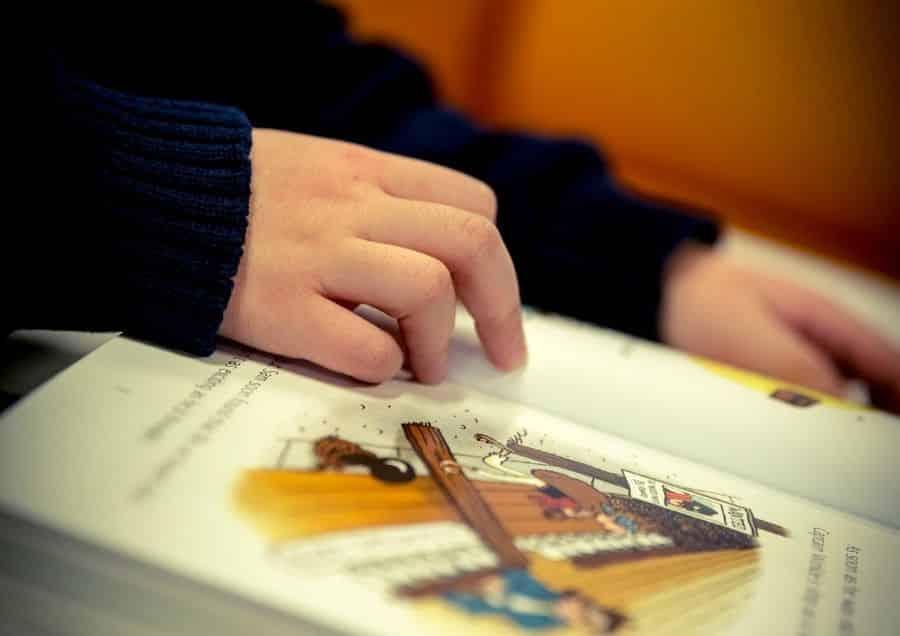 fomentar que niños lean