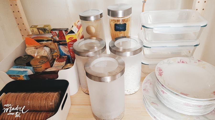 Una cocina en orden y adaptada a ni os una madre como t - Cocinas modulares ikea ...