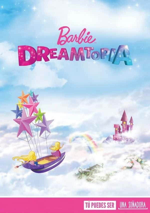 barbie dreamtopia concurso
