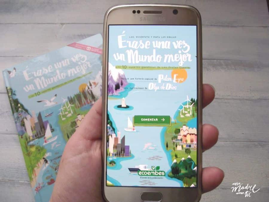 app Un mundo mejor Ecoembes
