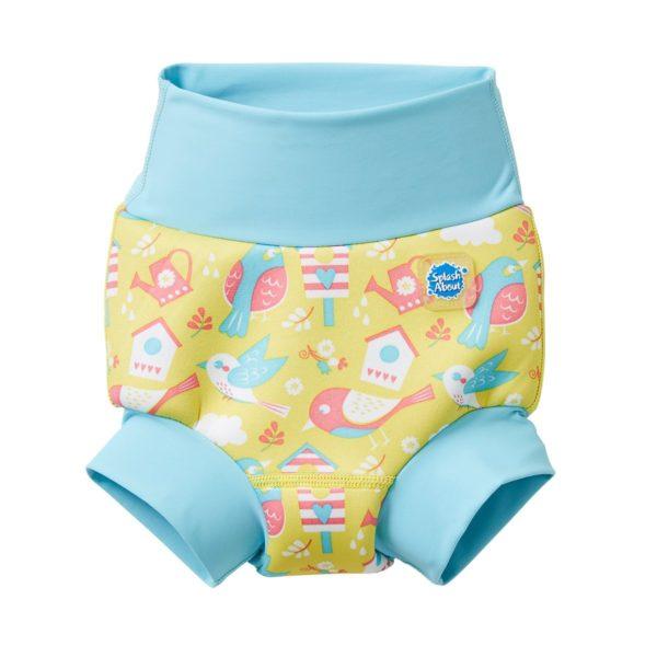 5328dd33b111 bañador pañal Splash About Kids , si vuestro bebé es propenso a las fugas  os irá mejor este modelo más ajustado en la pierna 😉