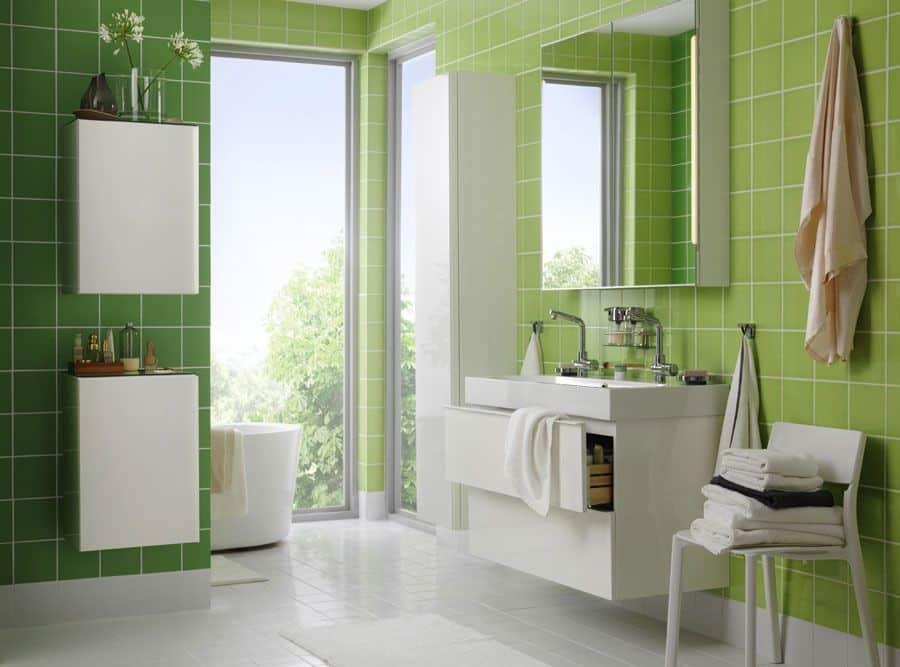 baños ikea 2017