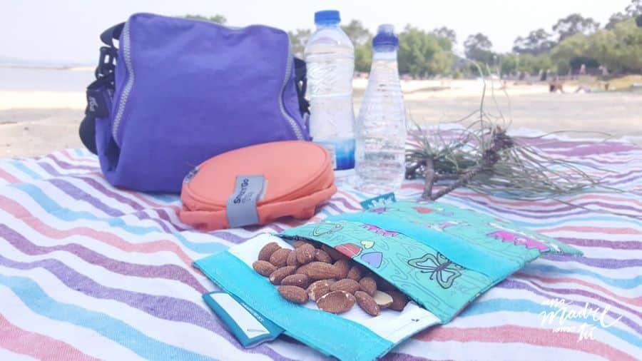 bolsas porta alimentos y snacks