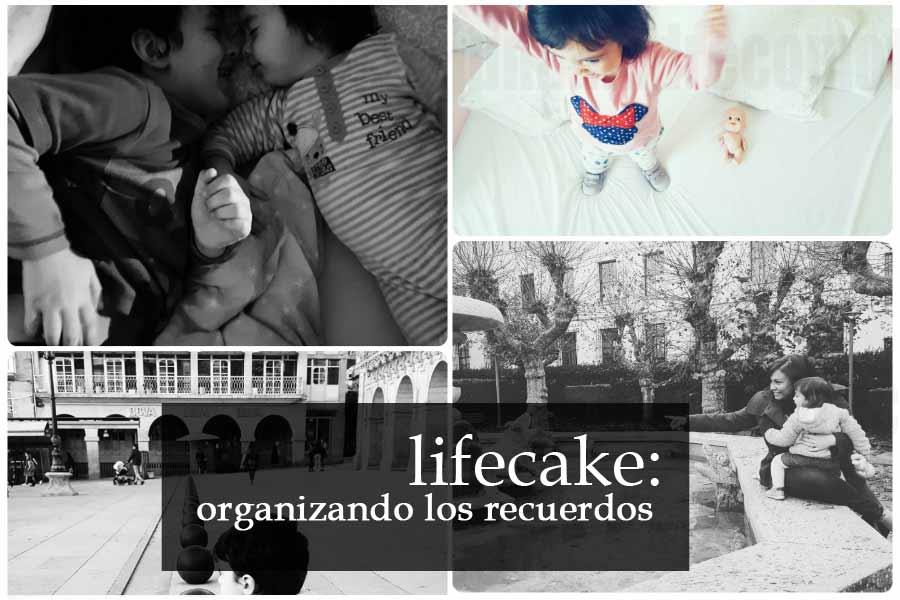 lifecake: app para organizar los recuerdos de tus hijos
