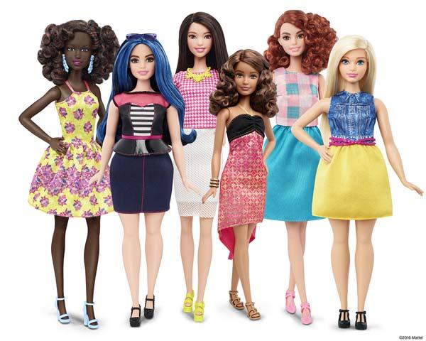 Barbie y la diversidad