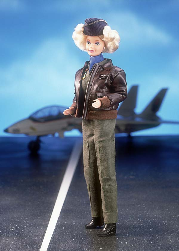 Barbie piloto