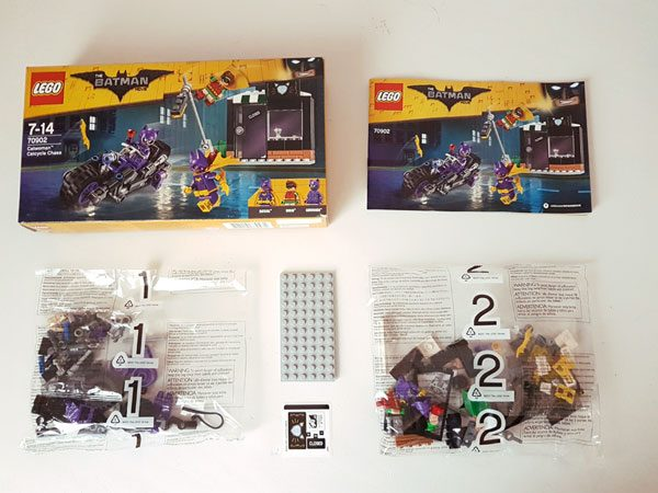set Lego Batman la película