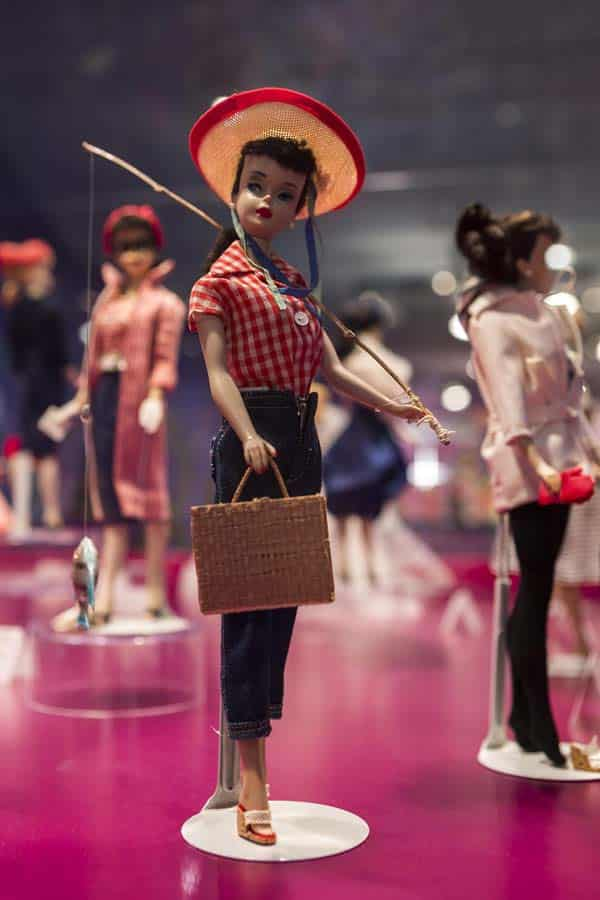 Exposición Barbie Madrid