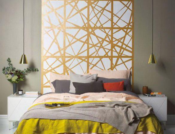 Ideas para hacer un cabecero de cama para tu dormitorio