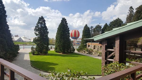 Hotel Sequoia Lodge Disneyland París