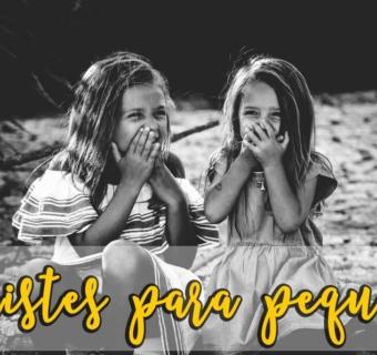 Chistes desternillantes para niños y niñas pequeñas: ¡se morirán de risa!