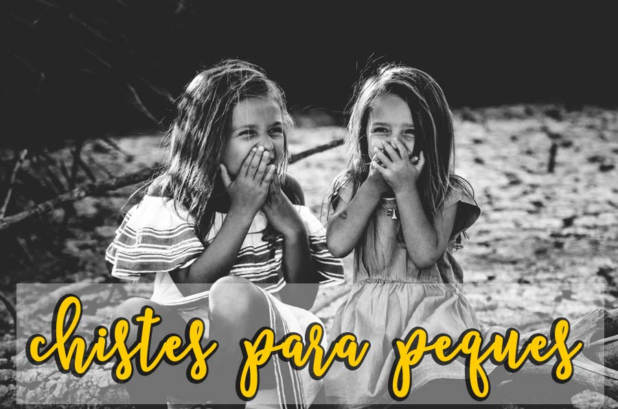 chistes para niñas y niños