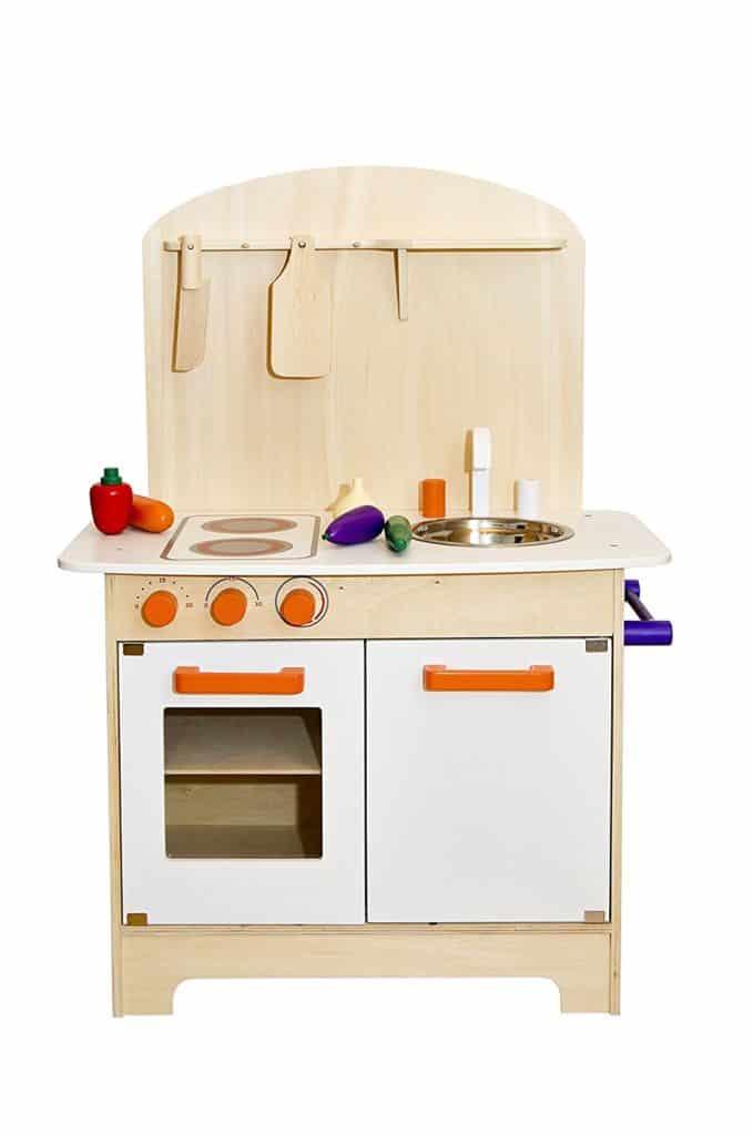 cocina madera barata