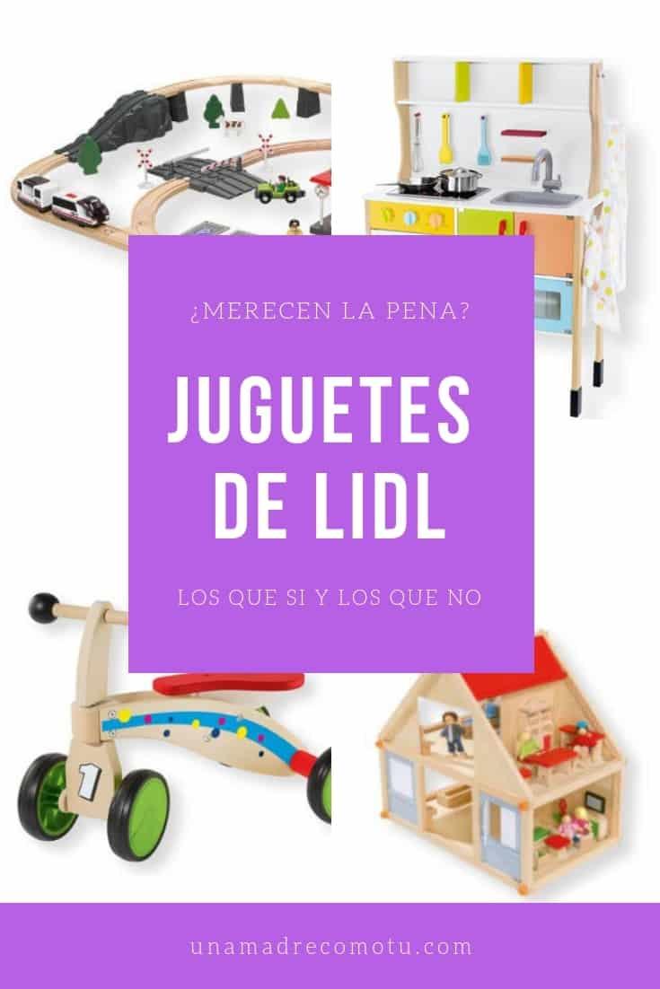 Los juguetes de Lidl, ¿merecen la pena? ➤ Te digo los que SI y los que NO, pros y contras y te los enseño todos ➤ AQUÍ ➤