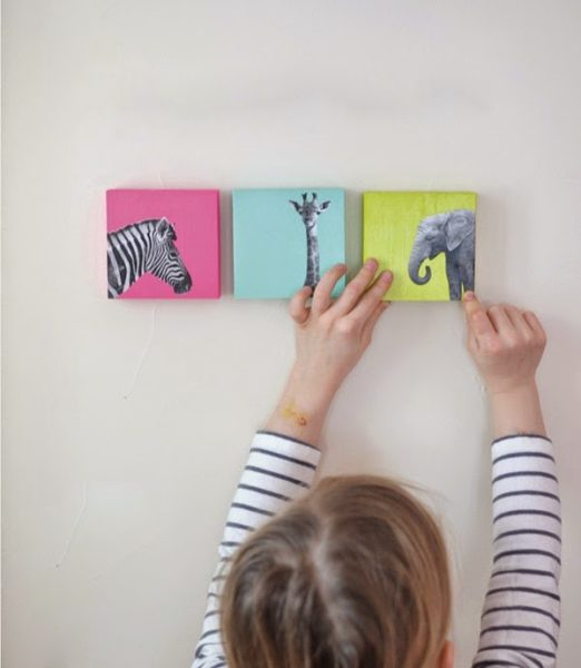 cuadros para niños
