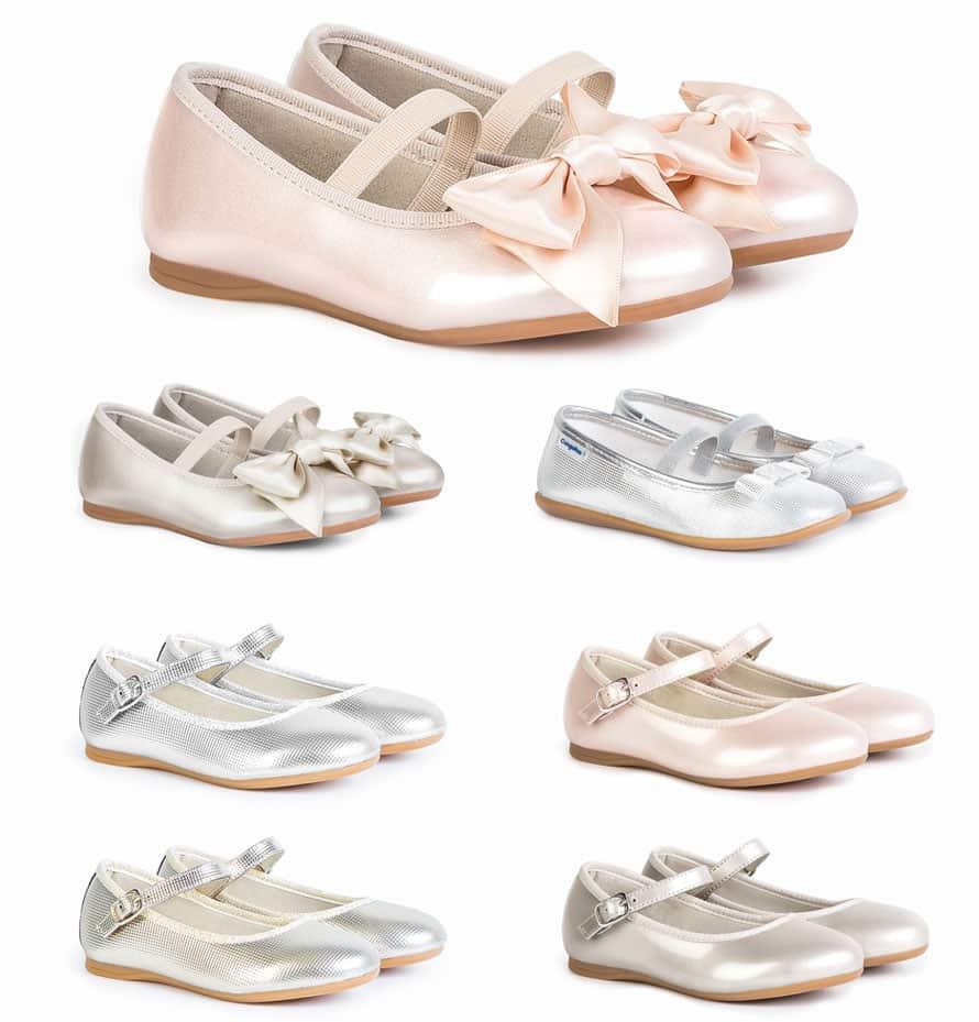 zapatos comunión y ceremonias Conguitos