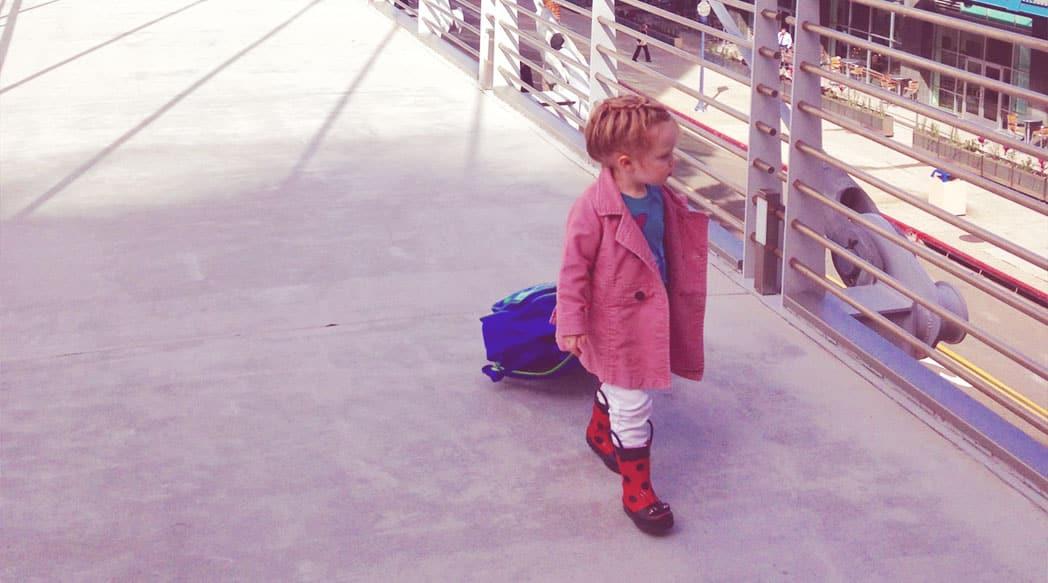 maletas para niñas y niños