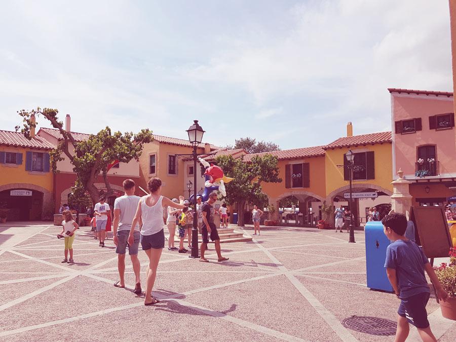 PortAventura - Mediterrania