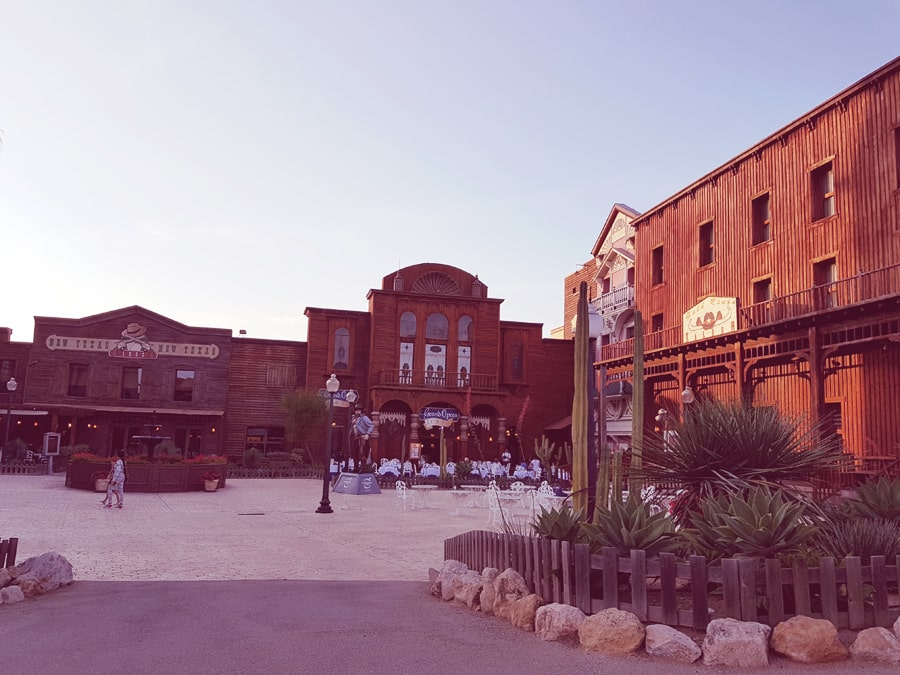 PortAventura- Far West