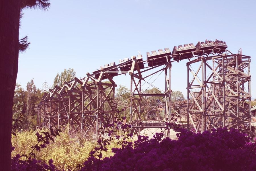 El diablo - tren de la mina