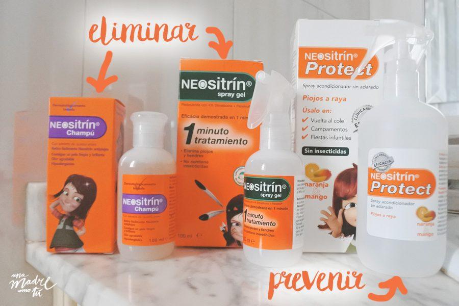 prevenir y eliminar piojos