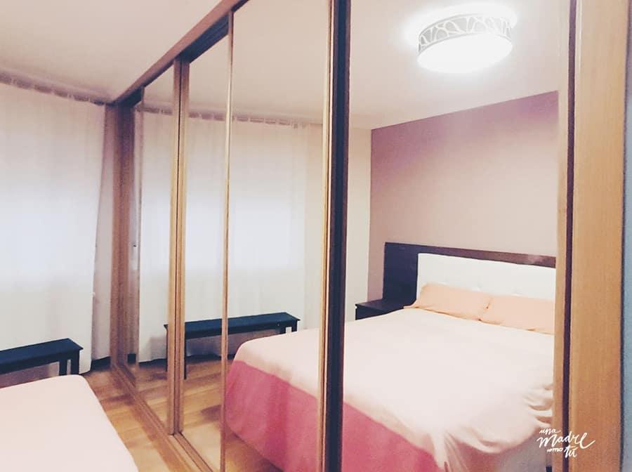 dormitorio de mi anterior piso