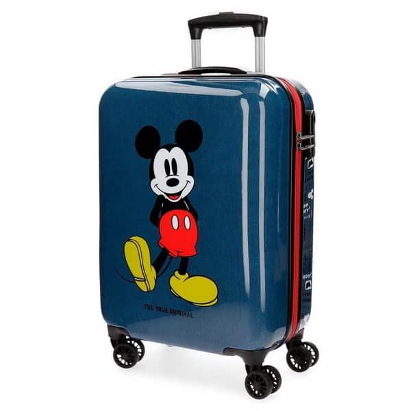 maleta cabina mickey mouse