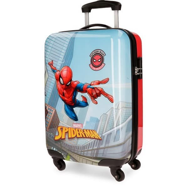 maleta cabina spiderman